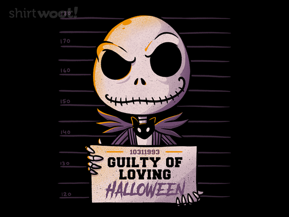 Guilty Jack T Shirt