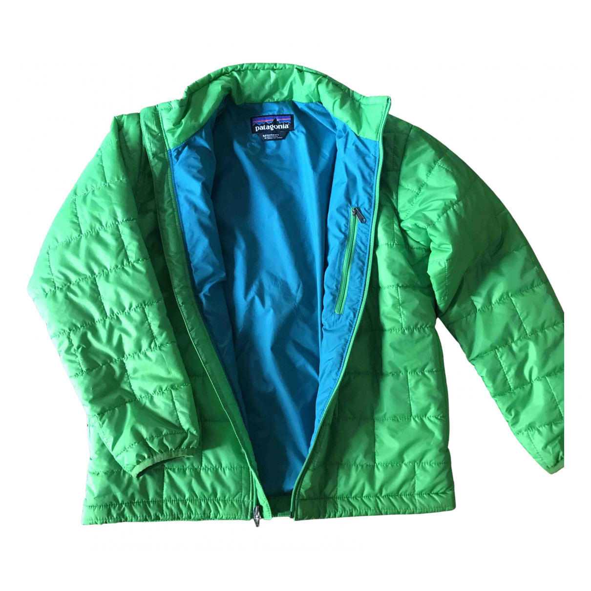 Patagonia N Green jacket & coat for Kids 10 years - until 56 inches UK