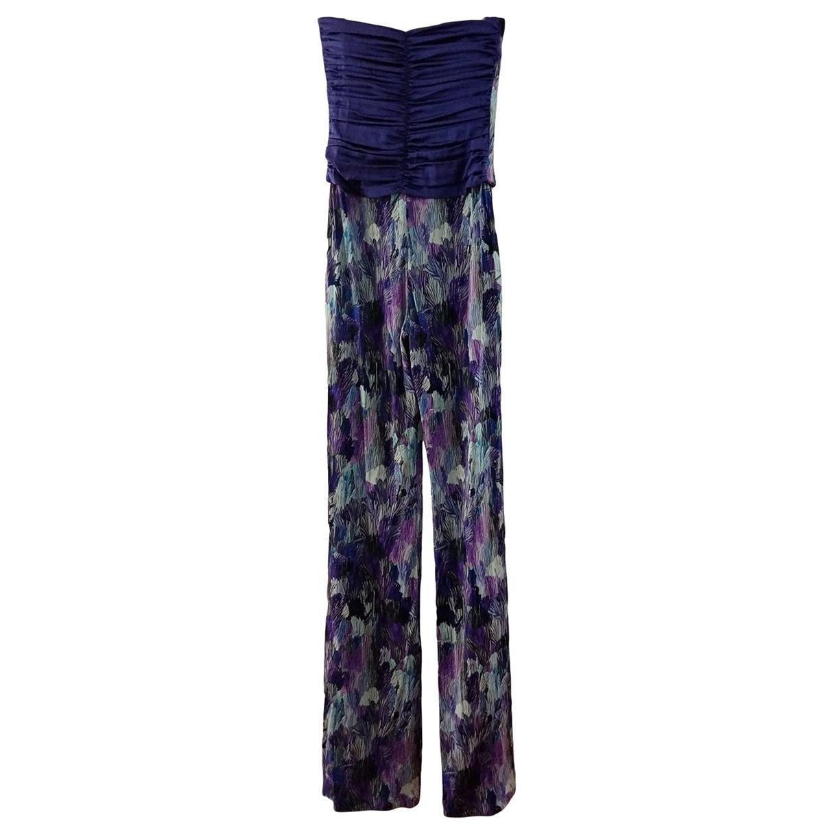 La Perla - Combinaison   pour femme en soie - violet