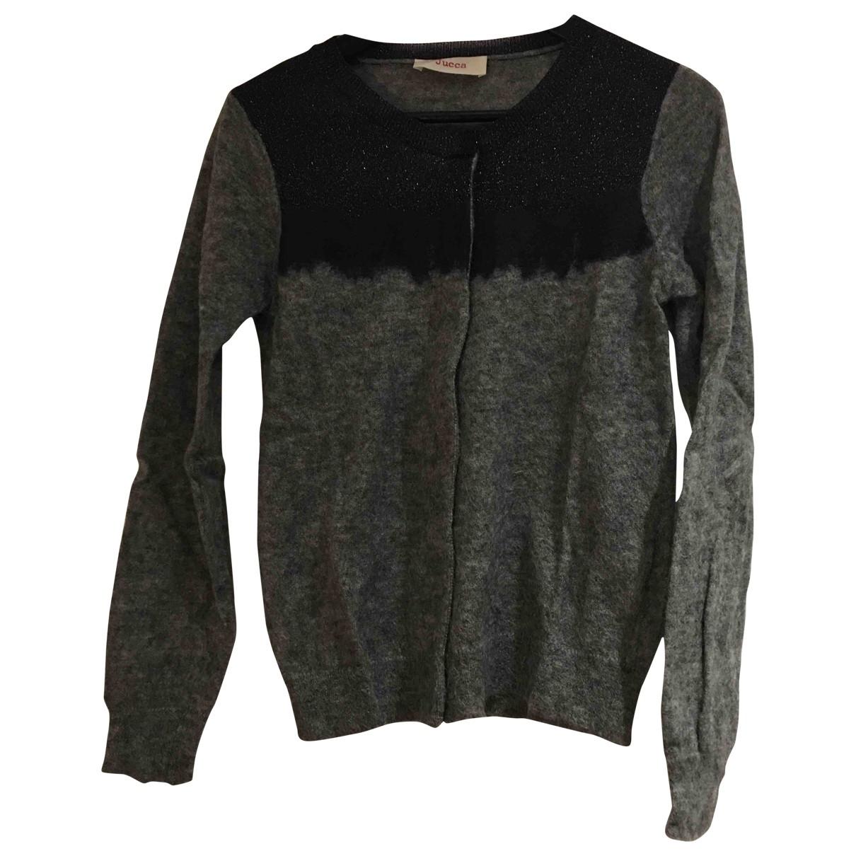 Jucca \N Grey Wool Knitwear for Women M International