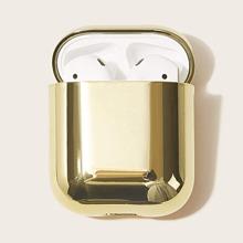 Metallic Airpods Box Protector