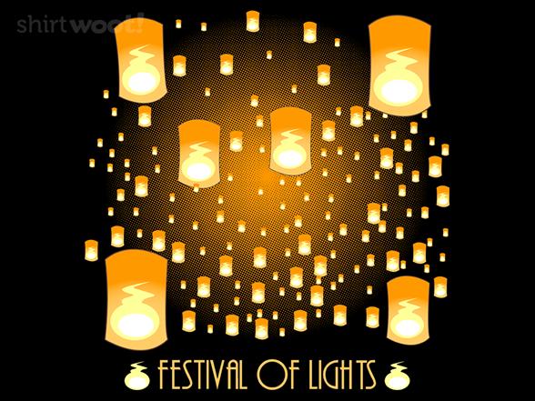 Festival Of Lights T Shirt