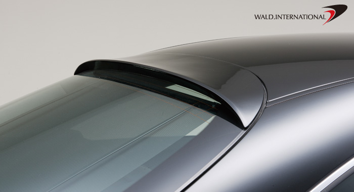 Wald International W216.RW.07 Black Bison Roof Wing Mercedes CL63 / CL65 07-10