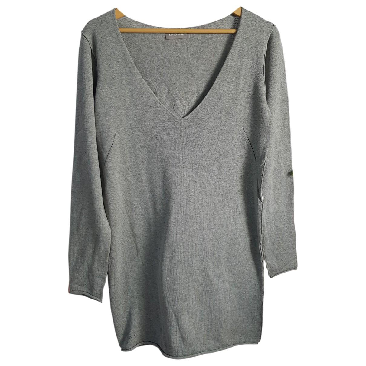 Zadig & Voltaire \N Green Cotton dress for Women S International