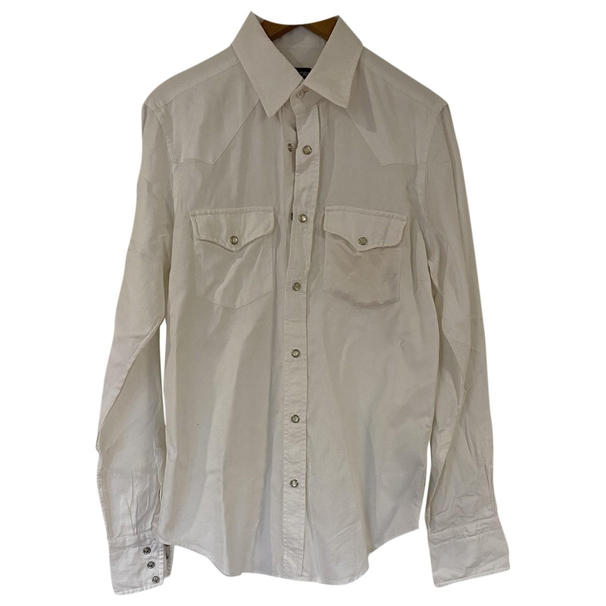 Tom Ford \N Hemden in  Weiss Baumwolle