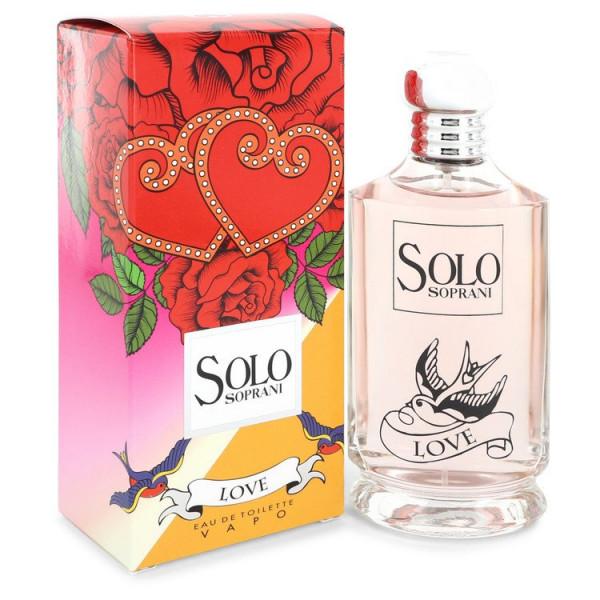 Solo Love - Luciano Soprani Eau de Toilette Spray 100 ml