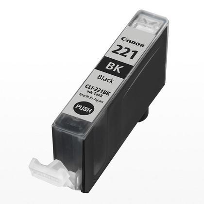 Canon CLI-221BK Original Black Ink Cartridge