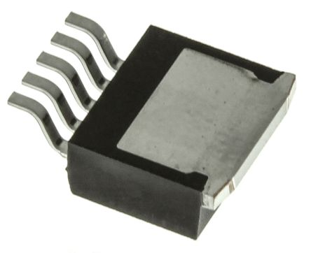 Texas Instruments , LM2576S-5.0/NOPB Step-Down Switching Regulator, 1-Channel 3A 5-Pin, D2PAK (45)
