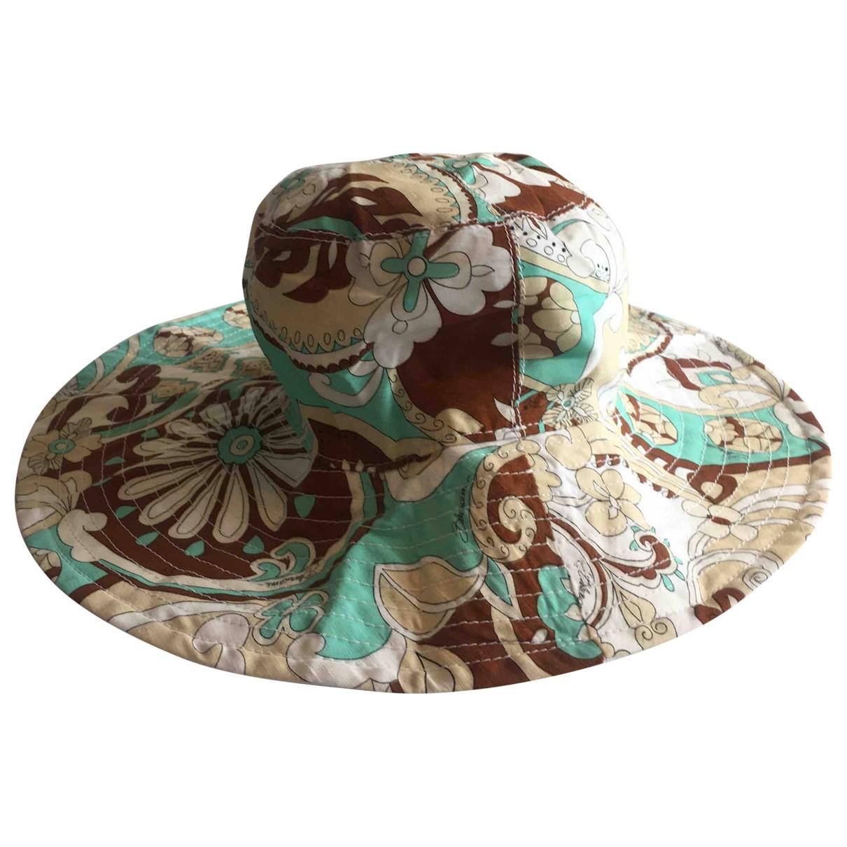 Blumarine \N Multicolour Cotton hat for Women M International