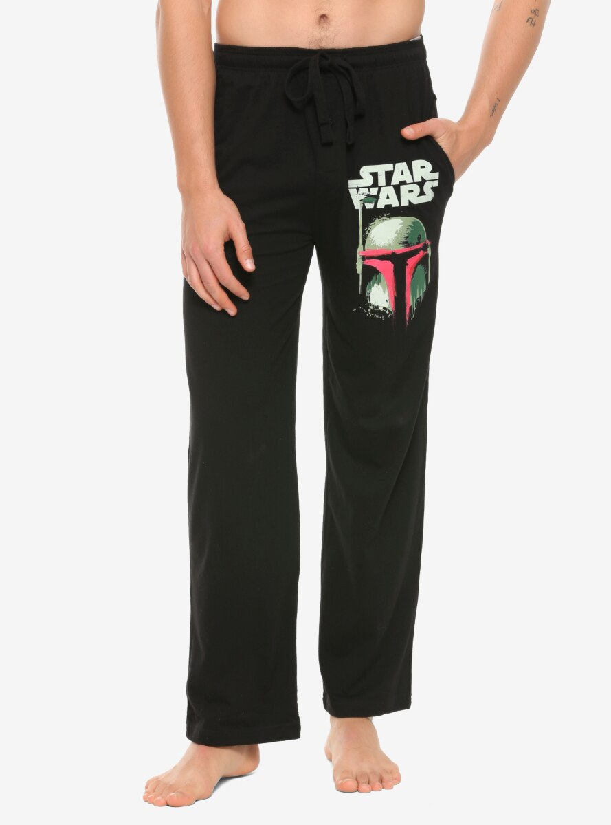 Star Wars Boba Fett Sweatpants - BoxLunch Exclusive