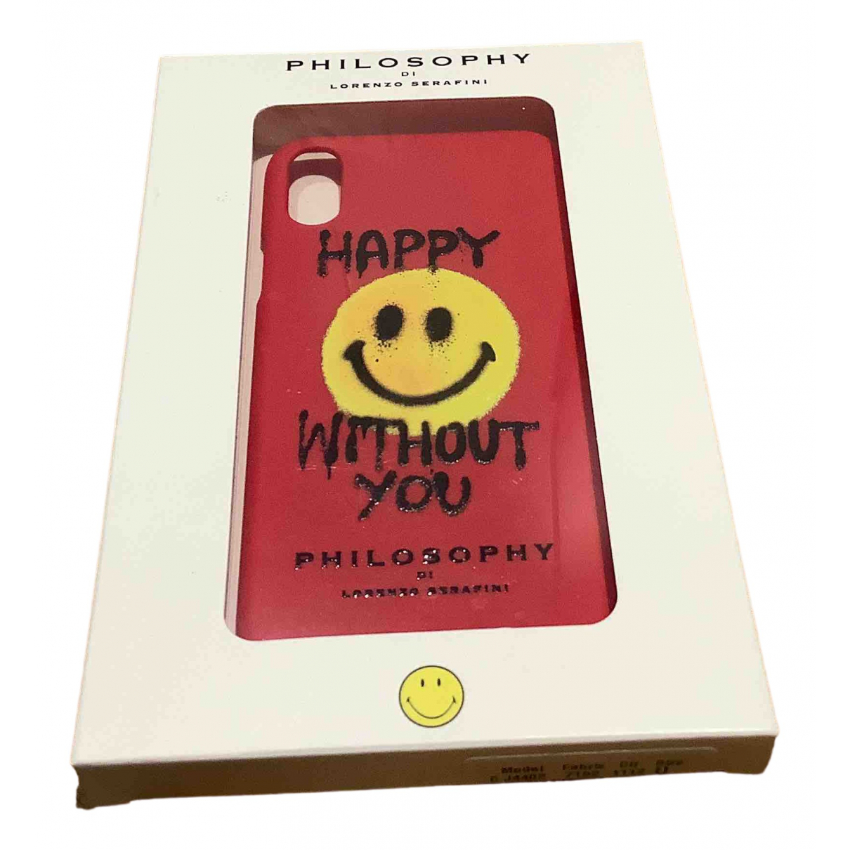 Funda iphone Philosophy Di Lorenzo Serafini