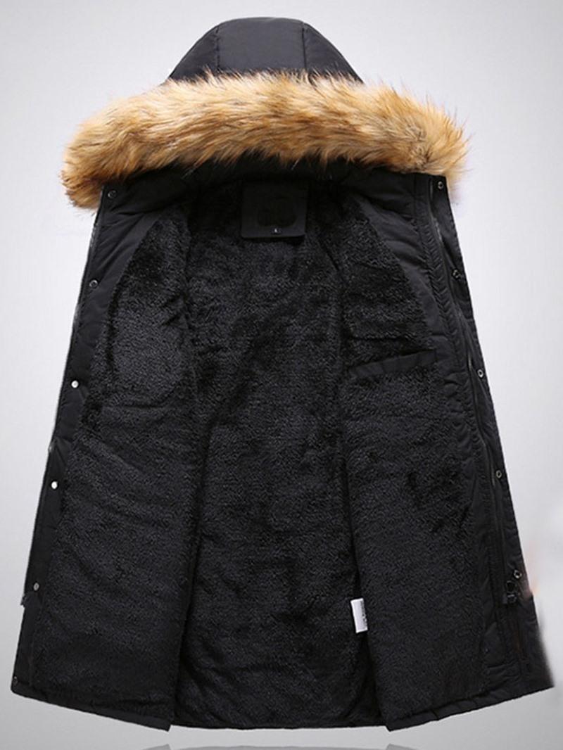 Ericdress Color Block Stand Collar Patchwork Zipper Down Jacket