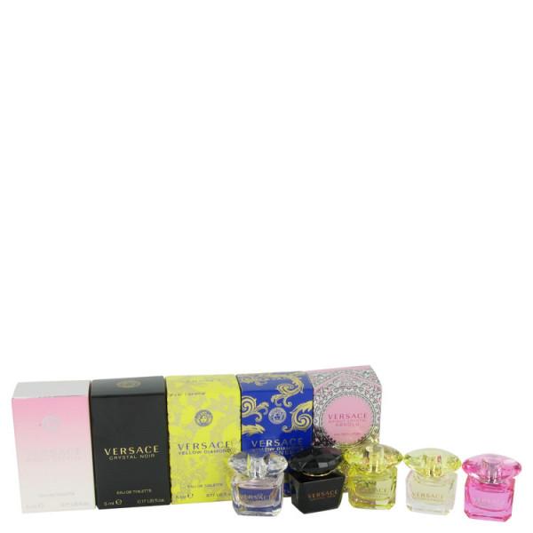Bright Crystal - Versace Estuche regalo 5 ml