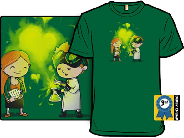 Dr. Adorable Love Potion T Shirt
