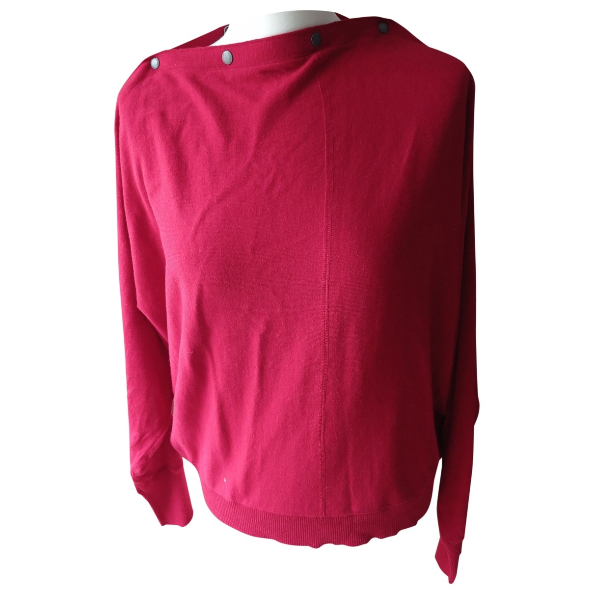 All Saints \N Red Cotton  top for Women L International