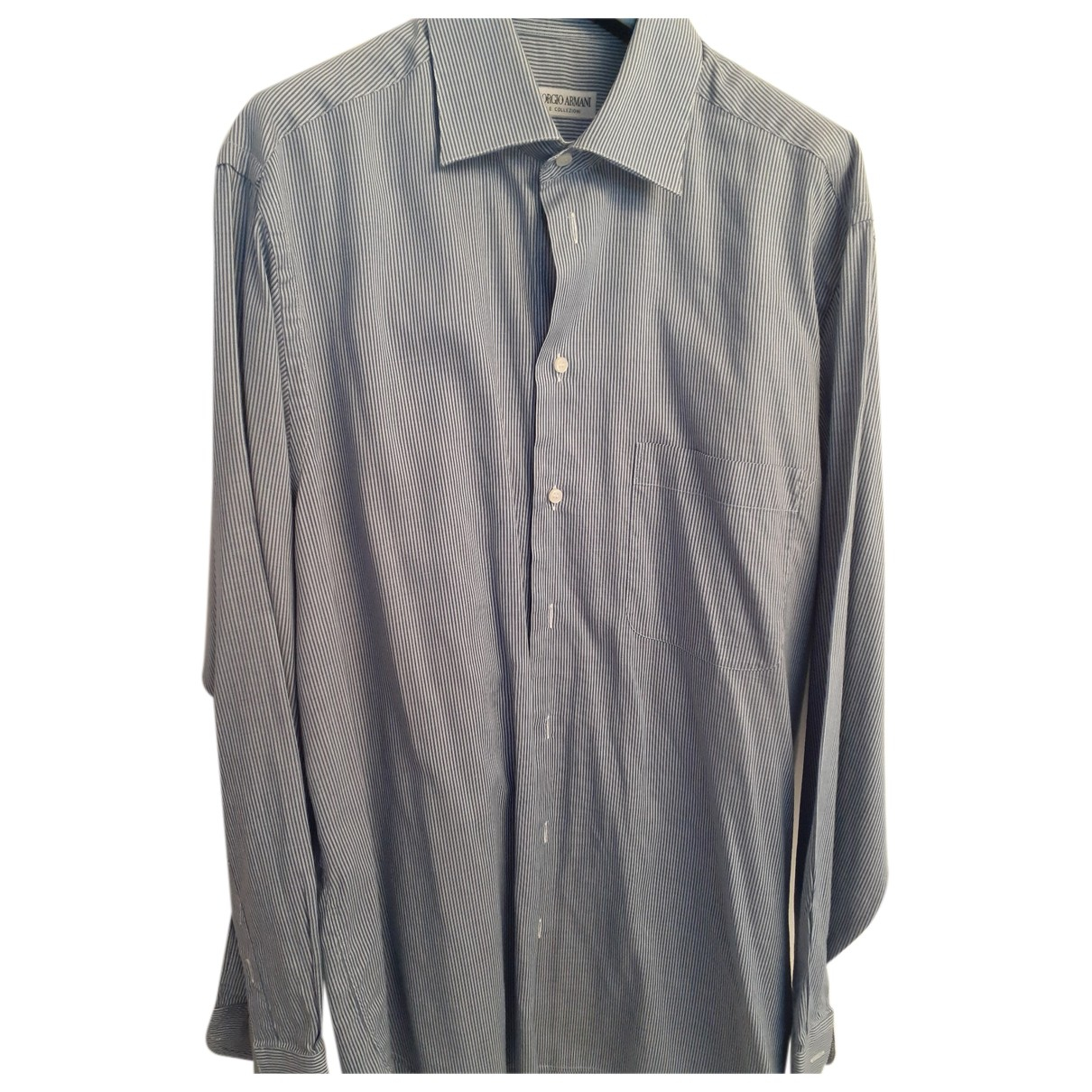 Giorgio Armani N Cotton Shirts for Men XL International