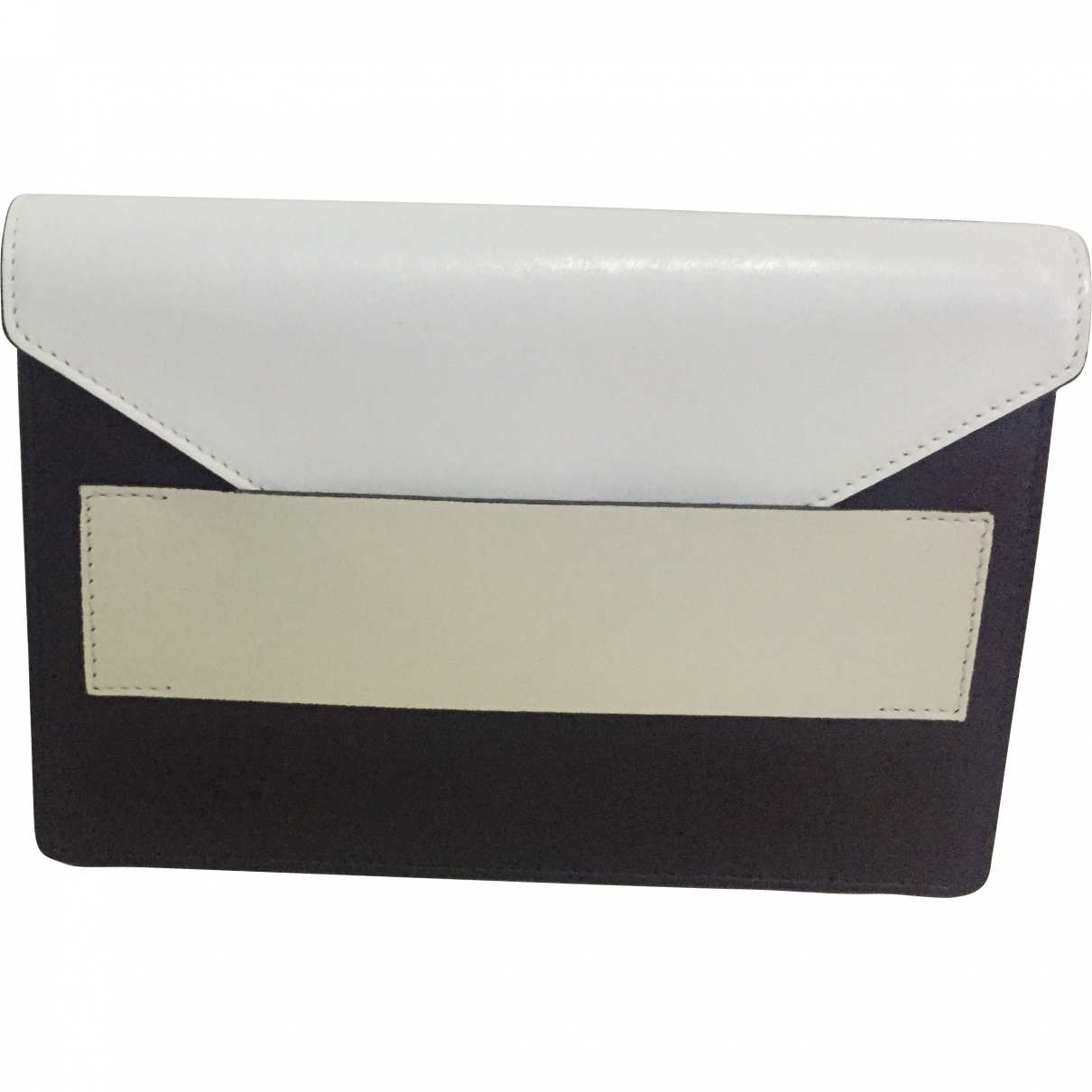 Narciso Rodriguez \N White Leather Clutch bag for Women \N