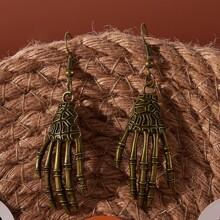 Hand Drop Earrings