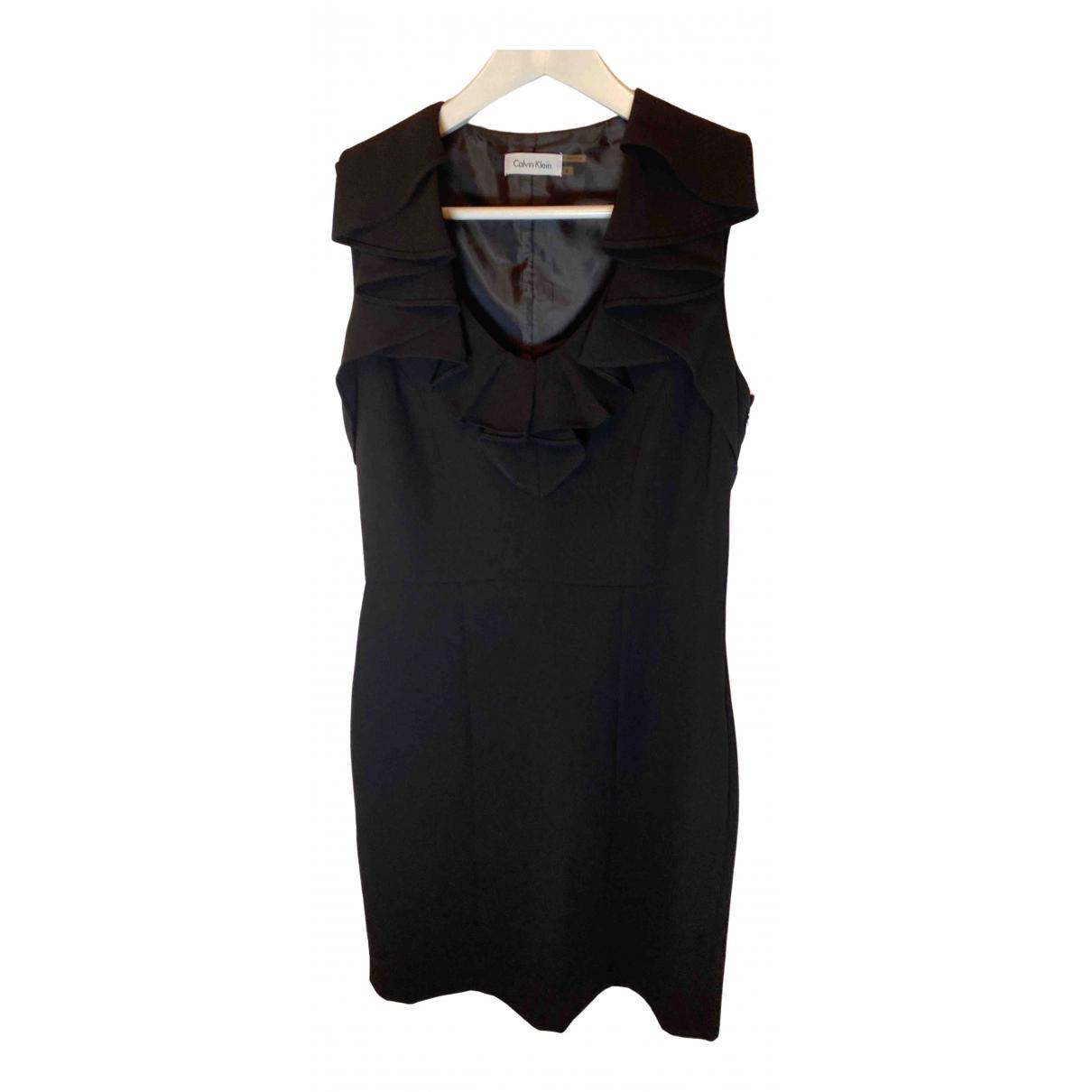 Calvin Klein - Robe   pour femme - noir