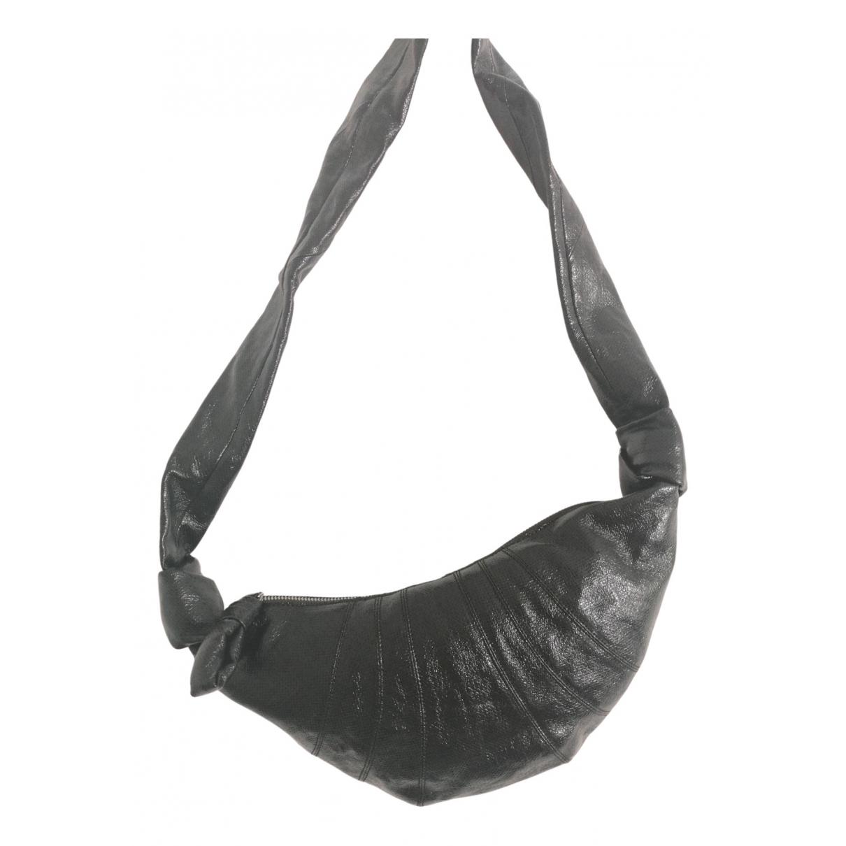Lemaire \N Grey Linen handbag for Women \N