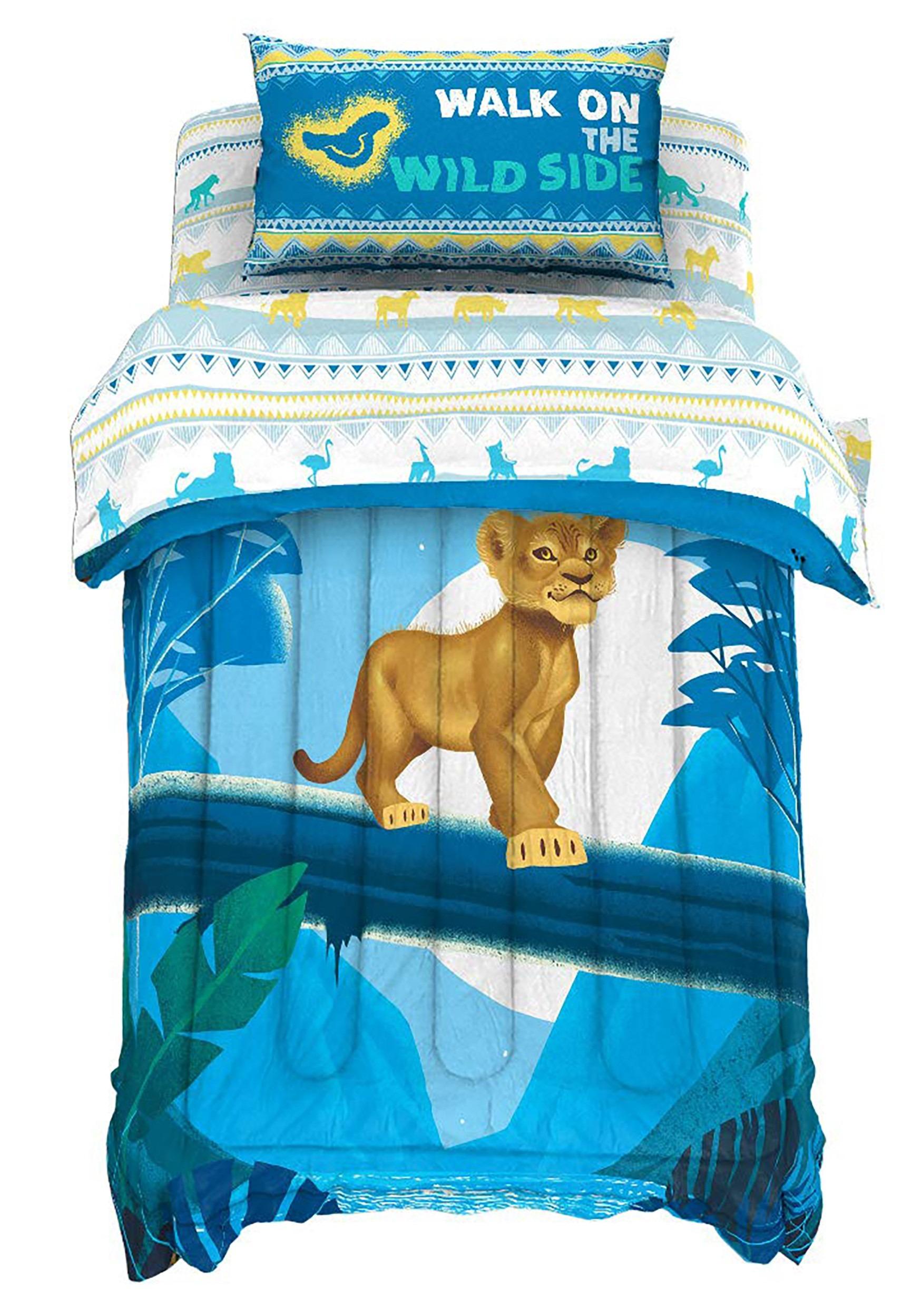 Disney's Lion King Wild Side Bed Set