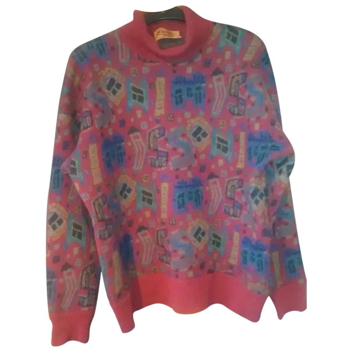 Missoni N Multicolour Wool Knitwear & Sweatshirts for Men M International