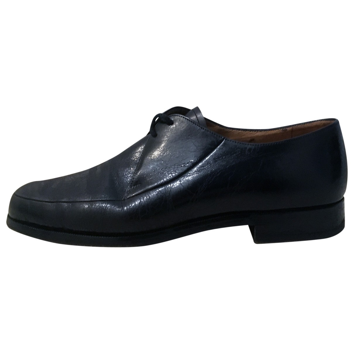 Bally - Derbies   pour homme en cuir - noir