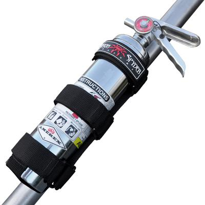 Poison Spyder Fire Extinguisher Holder - 57-62-110