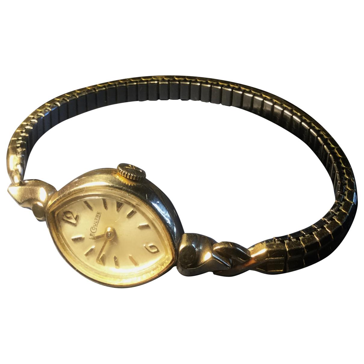 Jaeger-lecoultre Vintage Uhr in  Gold Gelbgold