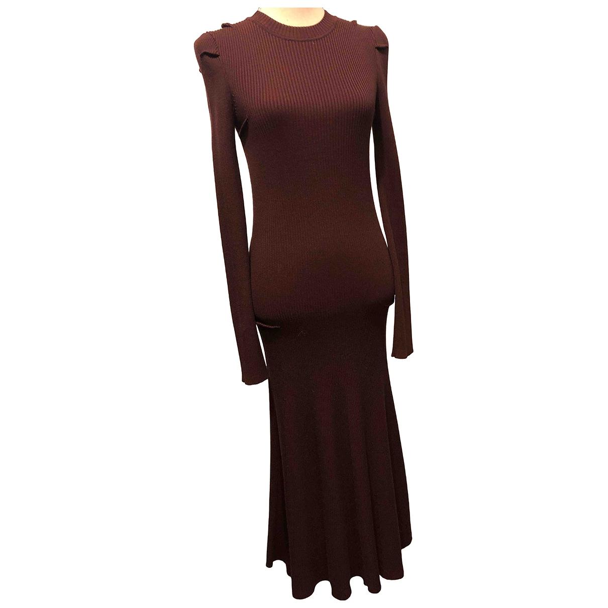 Victoria Beckham - Robe   pour femme en laine