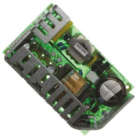 SL POWER CONDOR , 75W Embedded Switch Mode Power Supply SMPS, 5.1 V dc, ±12 V dc, Open Frame