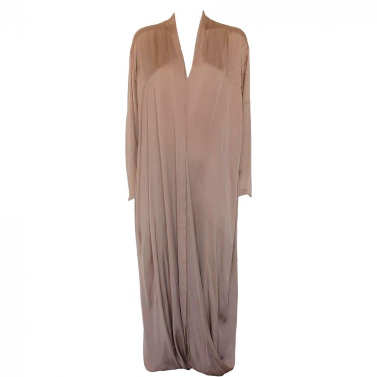 Vestido midi de Seda Stella Mccartney