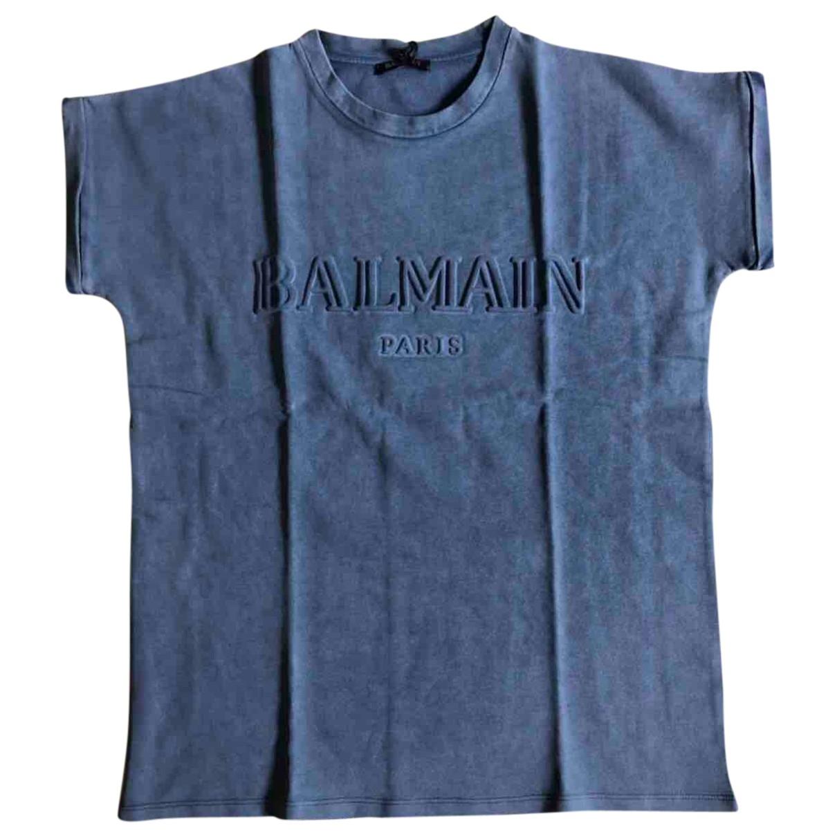 Balmain \N Top in Baumwolle