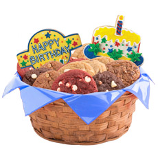 Birthday Gift Basket | Cookie Delivery