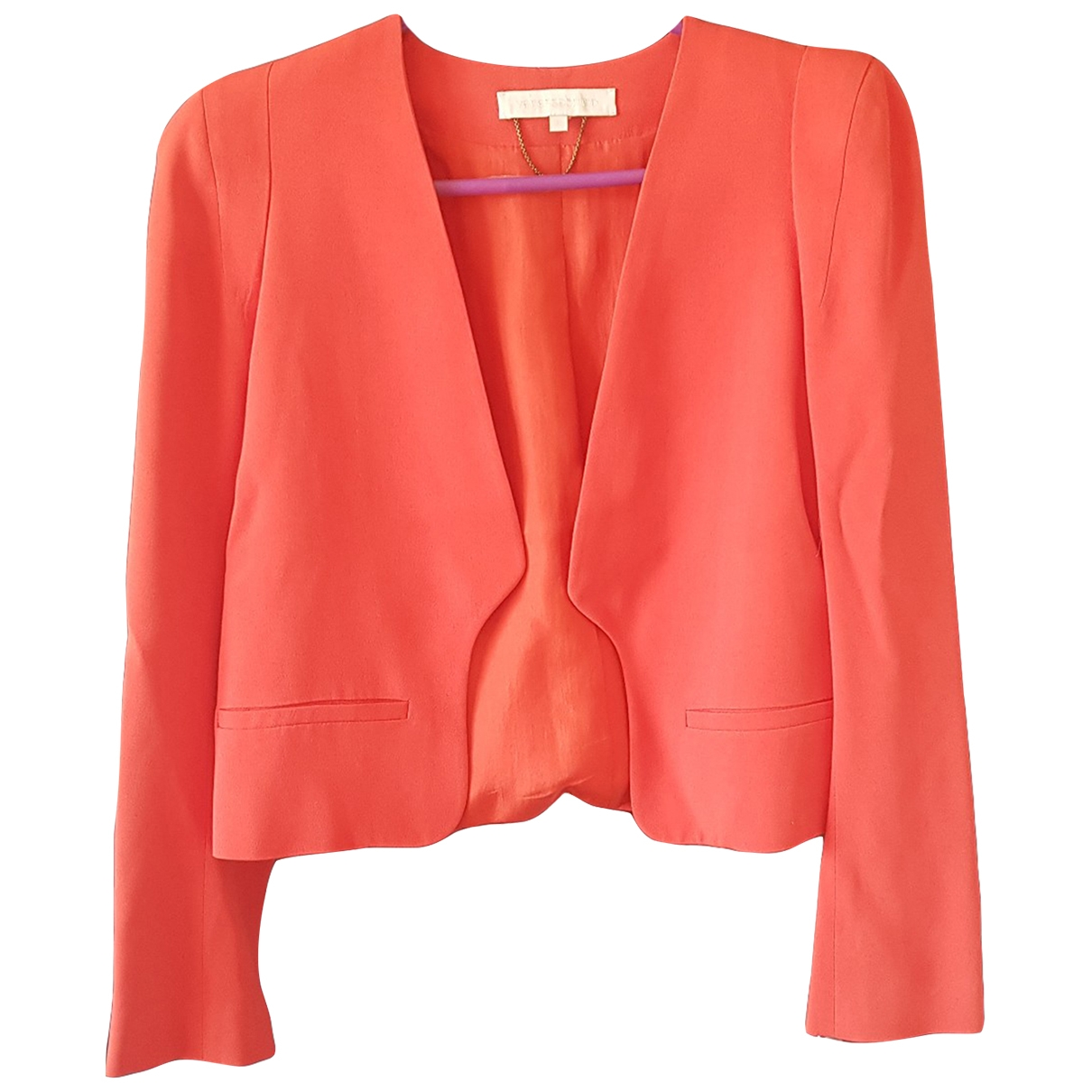 Vanessa Bruno - Veste   pour femme - orange