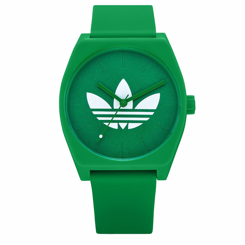 Adidas Men's Process Sp1 Z10 3264-00 Green Silicone Quartz Fashion Watch