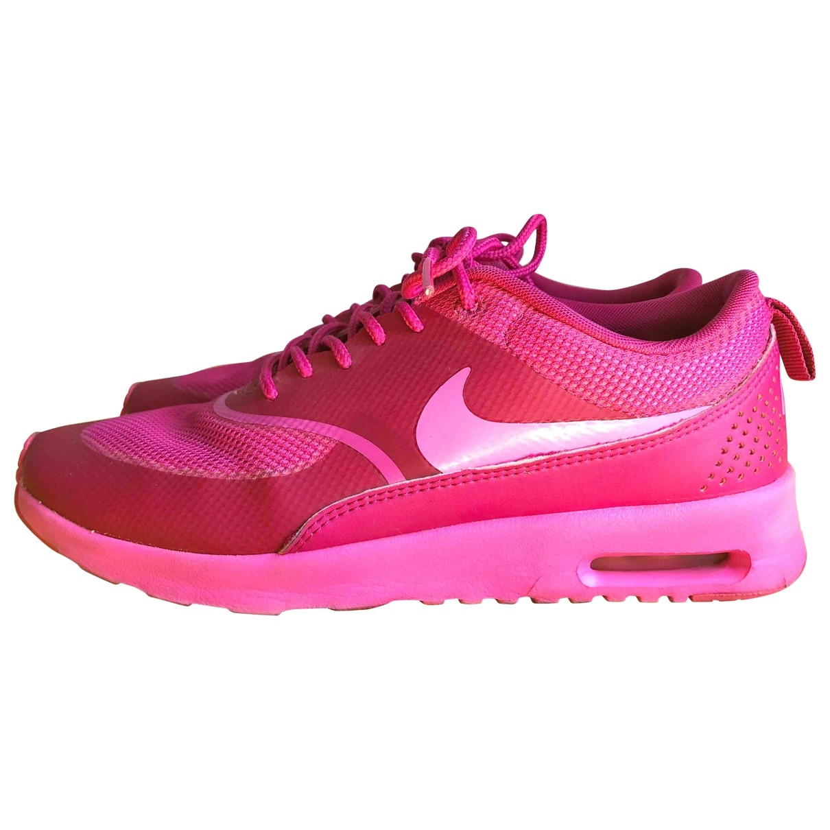 Nike Air Max  Pink Trainers for Women 5.5 UK
