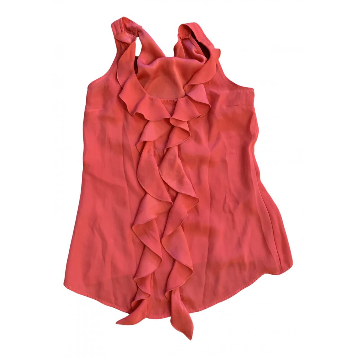 Topshop - Top   pour femme - rose
