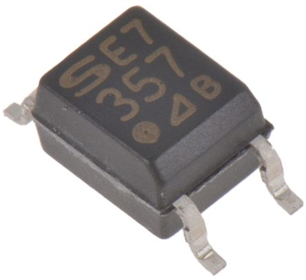 Sharp Photocoupler 1-CH Transistor Mini-Flat (40)