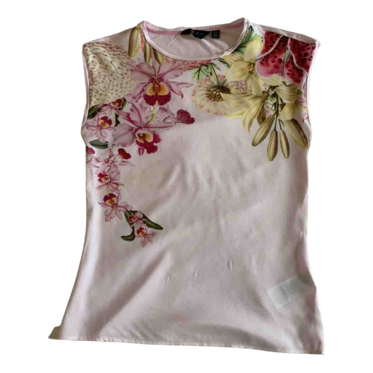 Ted Baker N Pink  top for Women 8 UK