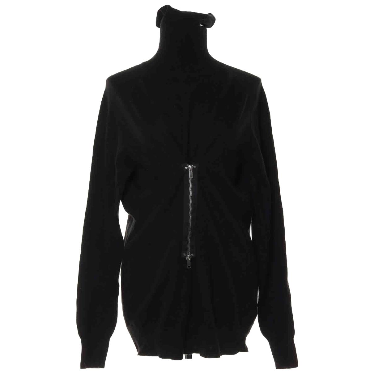 Jean Paul Gaultier - Pull   pour femme en coton - noir