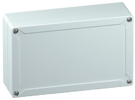 Spelsberg TG, Grey Polycarbonate Enclosure, IP66, IP67, 202 x 122 x 75mm