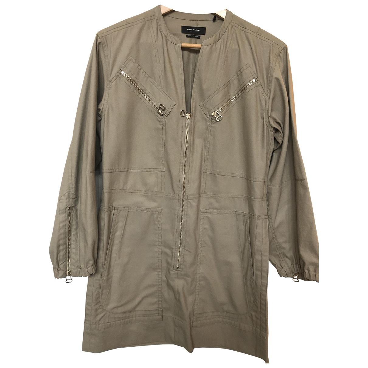 Isabel Marant \N Cotton dress for Women 34 FR