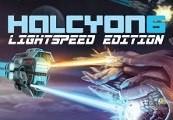 Halcyon 6: Lightspeed Edition Steam CD Key