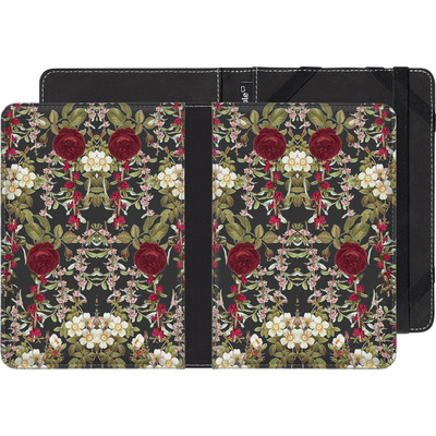 PocketBook Touch 622 eBook Reader Huelle - Floral Explorer von Zala Farah
