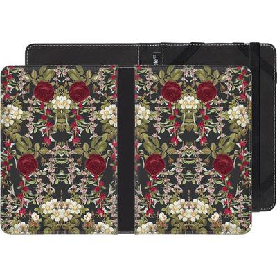 Amazon Kindle Touch eBook Reader Huelle - Floral Explorer von Zala Farah