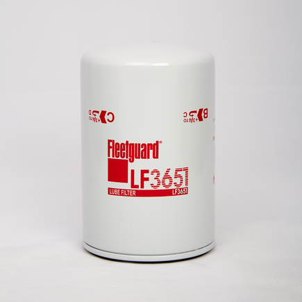 Fleetguard LF3651 - Oil Fltr,Lube/Oil Filter