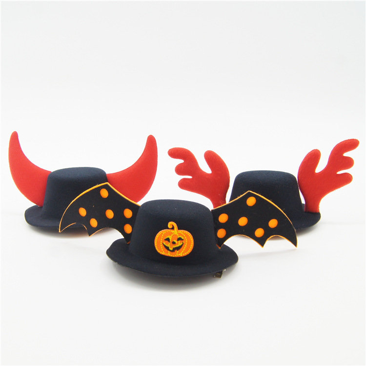 Halloween Christmas Cat Dog Hat Pet Special COS Transformation Clothing Pet Supplies