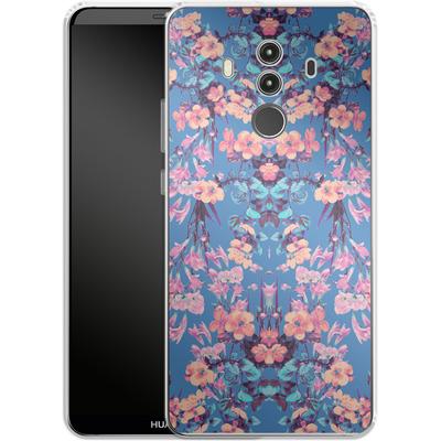 Huawei Mate 10 Pro Silikon Handyhuelle - Ornamental Love von Zala Farah