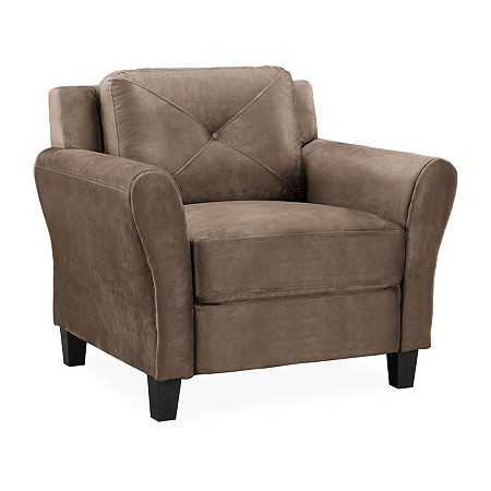 Henley Chair, One Size , Brown